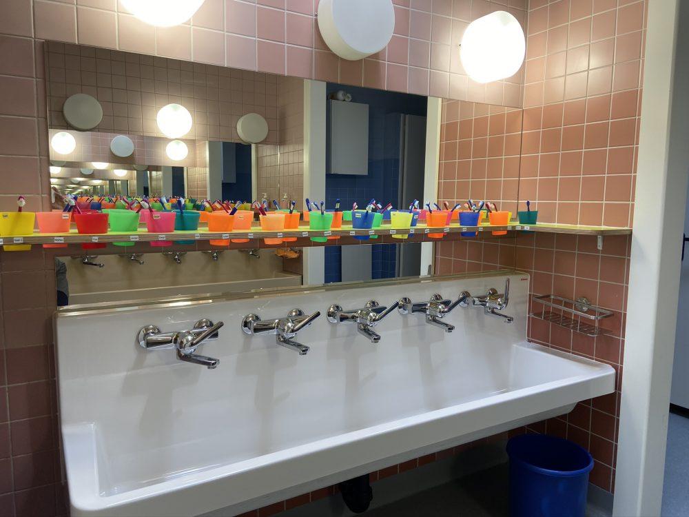 Salle de bain La Mezzanine
