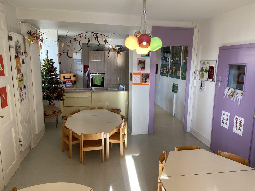 Cuisine - salle à manger Globe-Trotteurs